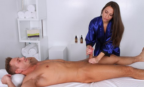 image Massage cock stroker from asia